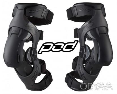 Ортопедические мото/вело наколенники POD Active K4 MX 2.0 Knee Brace +38063611. Киев, Киевская область. фото 1