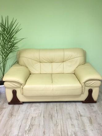 Шикарная офисная мебель, идеальное состояние, Размеры Диван Длина 168 см, ширина. Львов, Львовская область. фото 3