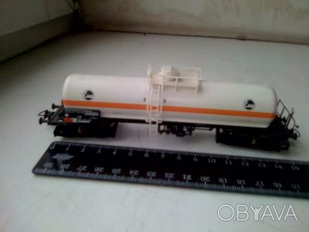 Модель цистерны. Масштаб 1:87