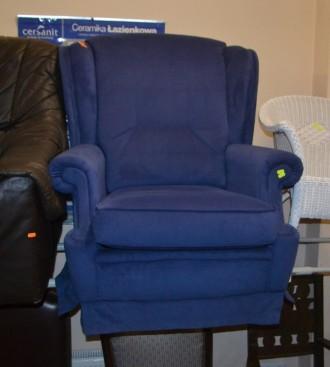 М'яке крісло в стилі Прованс Вінтаж Ретро Після Реставрації З Німеччини. Луцк. фото 1