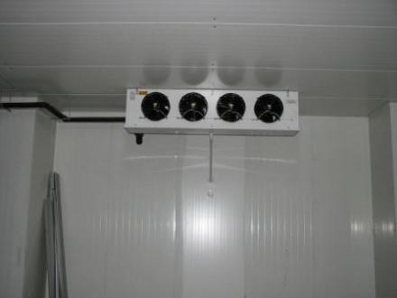 Камери зберігання морозива. Львов. фото 1