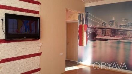 Сдам  свою 1-но комнатную квартиру   в новом ЖК «Альтаир», 13/23 этаж (Люстдорфс. Киевский, Одесса, Одесская область. фото 1