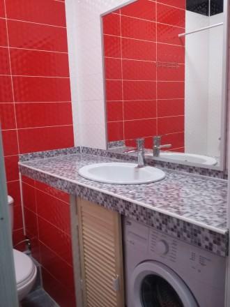 Сдам  свою 2-х комнатную квартиру   в новом ЖК «Апельсин», 5/25 этаж (Среднефонт. Приморский, Одесса, Одесская область. фото 2