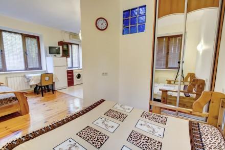 1-комнатная квартира-студия в одном из живописнейших мест Одессы, находится на у. Приморский, Одесса, Одесская область. фото 5