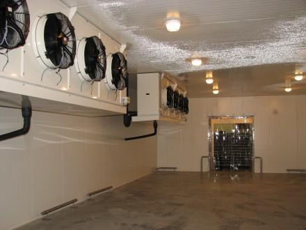 Камери із сендвіч-панелей ППУ та ППС. Холодильне і морозильне промислове обладна. Львов, Львовская область. фото 3