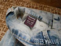 Юбка джинсовая, новая, размер 26, очень красивая, не угадали с размером. Отправл. Балаклея, Харьковская область. фото 5