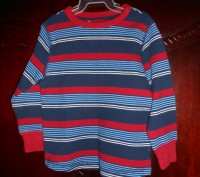 1)синяя футболка с рисунком,новая но без бирок,CARTER'S  ,цена-155 гр. замеры: . Киев, Киевская область. фото 4