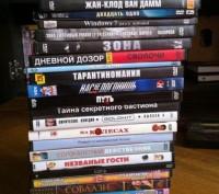 продам коллекцию DVD, видео- аудио- кассет. Киев. фото 1