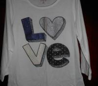 1)Сиреневая футболка на 7-8 лет,с рисунком,в отличном состоянии, CALVIN  KLEIN,. Київ, Київська область. фото 4