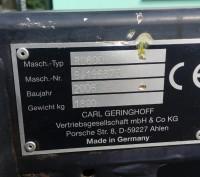 Жатка кукурузная GERINGHOFF Rota Disc 600 Год выпуска - 2006 Количество рядов . Хмельницкий, Хмельницкая область. фото 6