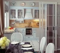 Кухня в стиле прованс на заказ. Киев. фото 1