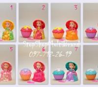 """Кукла Кекс """"Cupcake Surprise"""" 8 видов в наличии! ХИТ продаж!  Куклы «Cupcake S. Харків, Харківська область. фото 4"""