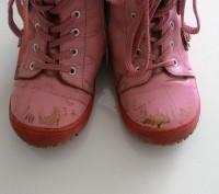 Продам наши зимние сапоги (ботинки) для девочки Little Deer, р.26, по стельке 16. Київ, Київська область. фото 3