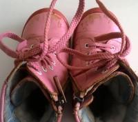 Продам наши зимние сапоги (ботинки) для девочки Little Deer, р.26, по стельке 16. Київ, Київська область. фото 7