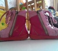 Продам наши зимние сапоги (ботинки) для девочки Little Deer, р.26, по стельке 16. Київ, Київська область. фото 4