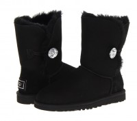 UGG (Угги) Bailey Button Bling Black. Киев. фото 1