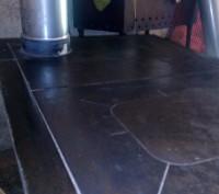 Печь-камин для обогрева помещений, для приготовления пищи. Мощность 9 квт. Стиль. Киев, Киевская область. фото 4