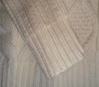 Свитер на девочку. Длина изделия - 49 см, длина рукава - 42 см. Кривой Рог, Днепропетровская область. фото 4