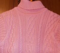 свитер на девочку 6-7 лет, в отличном состоянии, длина изделия - 45 см, длина ру. Кривой Рог, Днепропетровская область. фото 3
