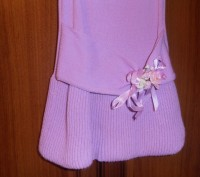 Нарядное сиреневое трикотажное платье с болеро в отличном состоянии на 6-7 лет. . Кривий Ріг, Дніпропетровська область. фото 5