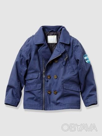 Куртка для мальчика  Vertbaudet: - размер на рост 135/138; - состав куртки:  . Киев, Киевская область. фото 1