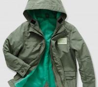 Куртка для мальчика Vertbaudet 2 в одном: куртка + жилетка: - размер на рост 13. Киев, Киевская область. фото 3
