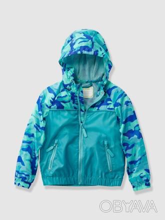 Ветровка для мальчика  - размер на 8, 10, лет; - состав куртки: 100% полиэстер. Киев, Киевская область. фото 1