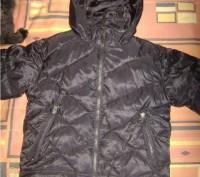 Snow dragonSns  зимняя курточка        на возраст 4года  Замеры ширина по. Киев, Киевская область. фото 3
