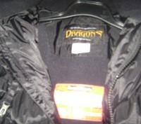 Snow dragonSns  зимняя курточка        на возраст 4года  Замеры ширина по. Киев, Киевская область. фото 4
