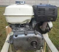 Редуктор 1/2 со сцеплением к двигателю Honda GX 270 и 390. Днепр. фото 1