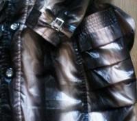 Очень красивый и нарядный плащик для девочки примерно на 9-12 лет, по бирке указ. Київ, Київська область. фото 5