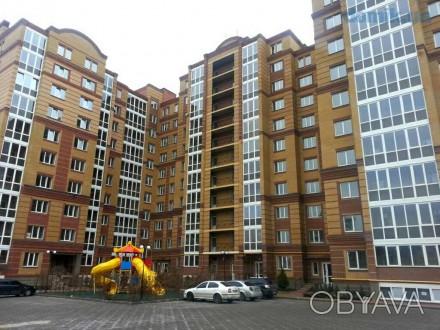 Квартира в комплексе Бизнес-класса ЖК Центральный, ул.Демьяна Попова 26-а, центр. Центральный ЖК, Ирпень, Киевская область. фото 1