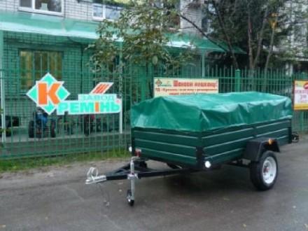 Прицеп Лев Супер    Акция !. Днепр. фото 1