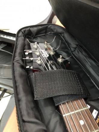 Хороший, утеплённый чехол в который свободно поместится электрогитара стандартно. Чернигов, Черниговская область. фото 3