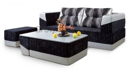 Бескаркасный диван - это мебель имеющая массу преимуществ. Основа изделия – чехо. Киев, Киевская область. фото 4