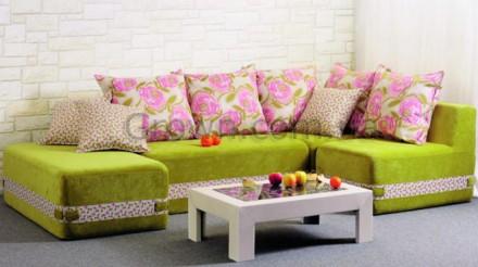 Бескаркасный диван - это мебель имеющая массу преимуществ. Основа изделия – чехо. Киев, Киевская область. фото 13