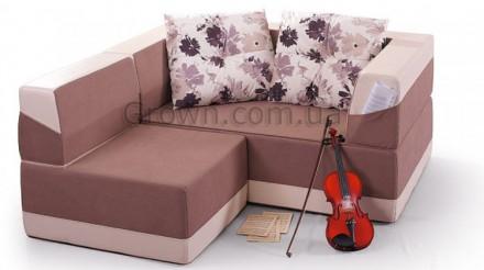 Бескаркасный диван - это мебель имеющая массу преимуществ. Основа изделия – чехо. Киев, Киевская область. фото 2
