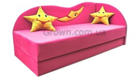 Детский диван - это комфортная и удобная мебель, которая отличfется своей эколог. Киев, Киевская область. фото 11