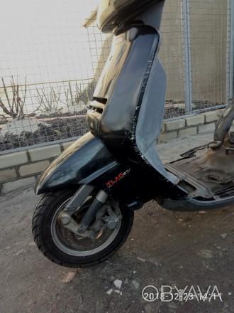 Куплю любой скутер в нерабочем состоянии, можно без двигателя. . Цена, в завис. Николаев, Николаевская область. фото 1