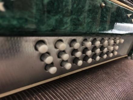 · Производитель: Житомирская Фабрика · Количество кнопок справа (голоса): 25 кно. Чернигов, Черниговская область. фото 4