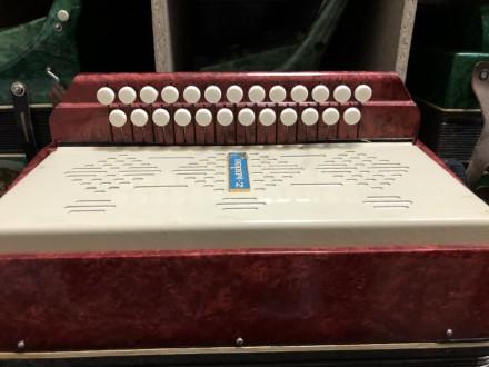 · Производитель: СССР · Количество кнопок справа (голоса): 25 кнопок · Количеств. Чернигов, Черниговская область. фото 3