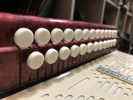 · Производитель: СССР · Количество кнопок справа (голоса): 25 кнопок · Количеств. Чернигов, Черниговская область. фото 7