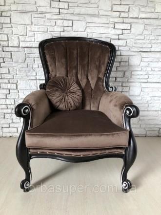 Итальянское кресло Филипоне. Кресло из Италии.. Днепр. фото 1