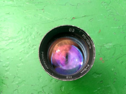 Продам срочно объектив РО-109-1А А=5 см 1:1.2 Состояние на фото  Продаю за не. Конотоп, Сумская область. фото 8