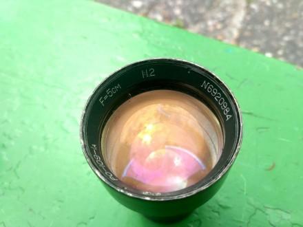 Продам срочно объектив РО-109-1А А=5 см 1:1.2 Состояние на фото  Продаю за не. Конотоп, Сумская область. фото 3