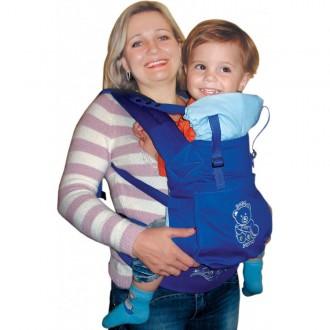 Эрго-рюкзак Baby Breeze 0313. Харьков. фото 1