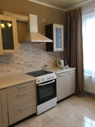 В квартире есть вся необходимая мебель и бытовая техника.Оплата коммунальных усл. Таирова, Одесса, Одесская область. фото 4