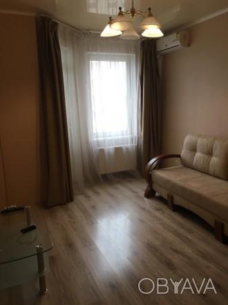 В квартире есть вся необходимая мебель и бытовая техника.Оплата коммунальных усл. Таирова, Одесса, Одесская область. фото 1