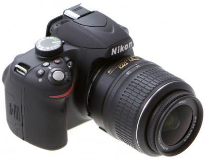 Nikon D3200. Прилуки. фото 1