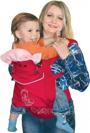 Эрго-рюкзак Baby Breeze 0314. Харьков. фото 1